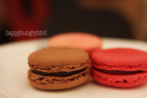TWG Tea Macarons
