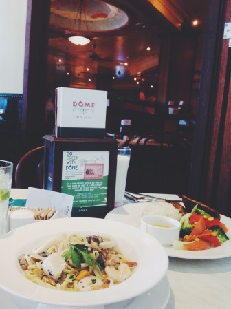 DOME Cafe 2