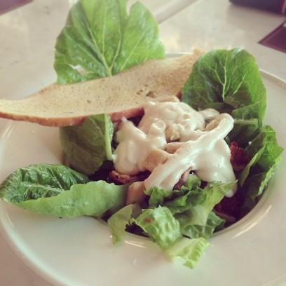 Magnum Caesar Salad