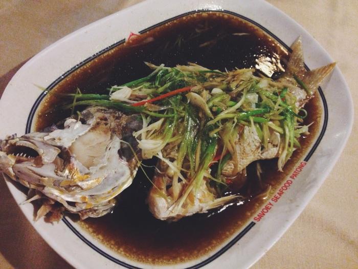 Savoey Seafood Patong