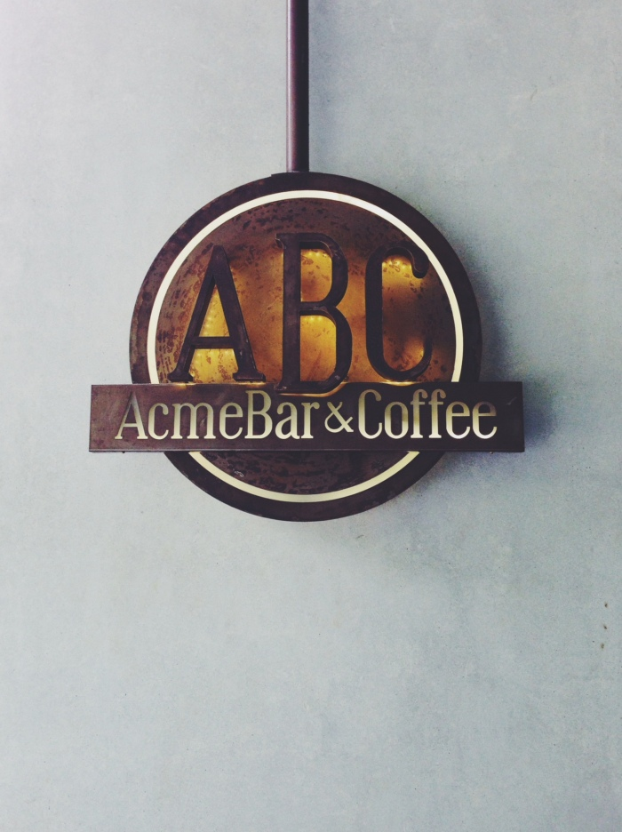 Acme Bar & Coffee