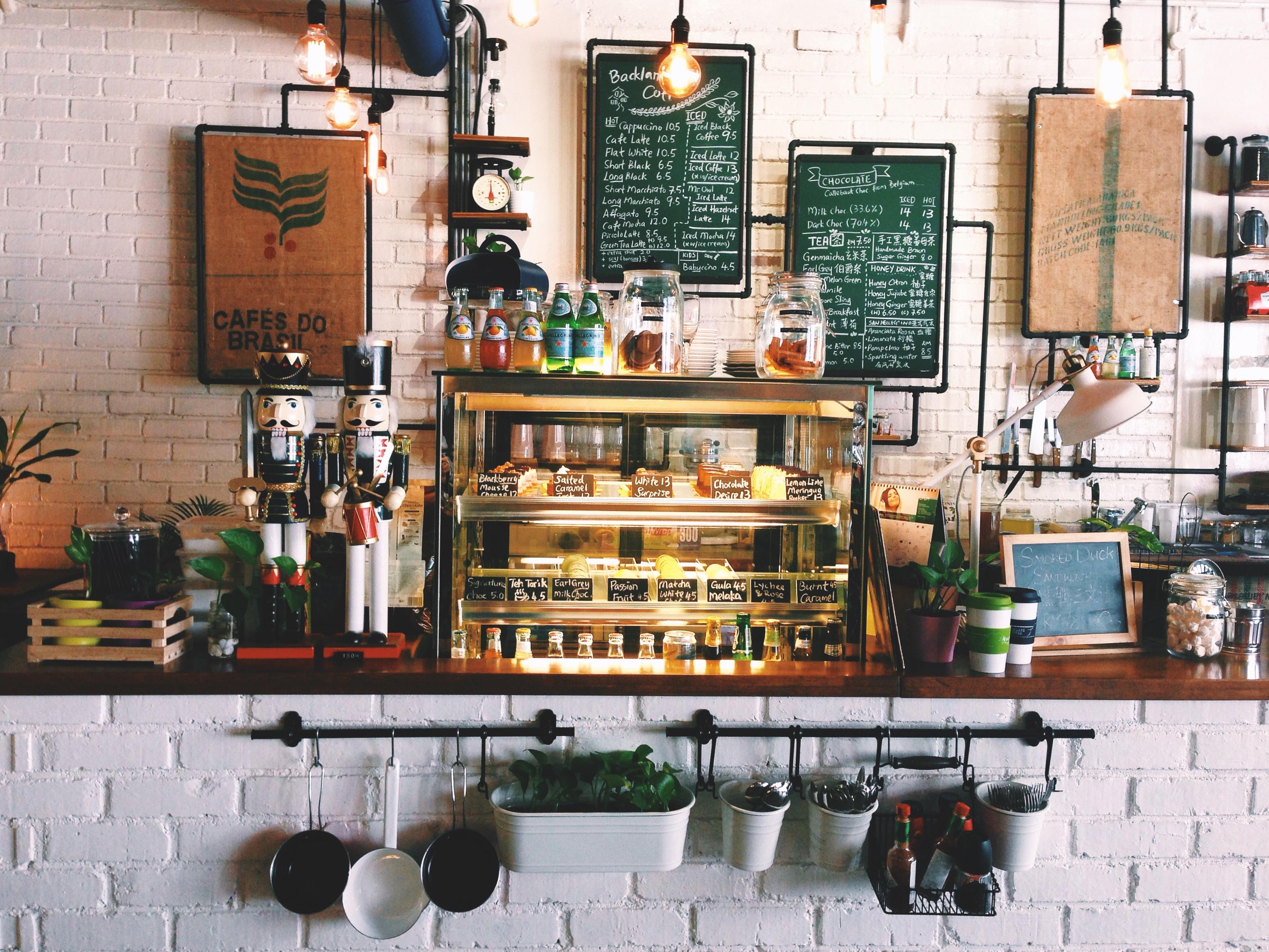 White Spot Cafe Menu